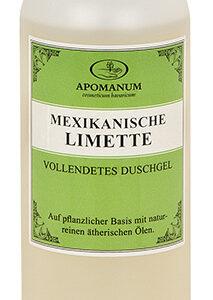 Duschgel Mexikanische Limette