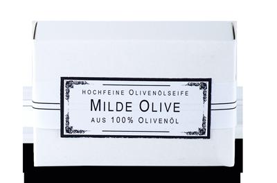 Seife Milde Olive