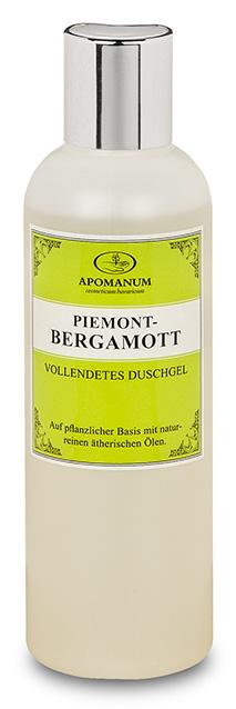 Duschgel Piemont Bergamott