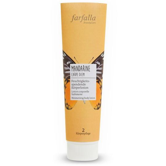 Farfalla-Feuchtigkeitsspendende-Koerperlotion-Mandarine-Carpe-Diem-150-ml
