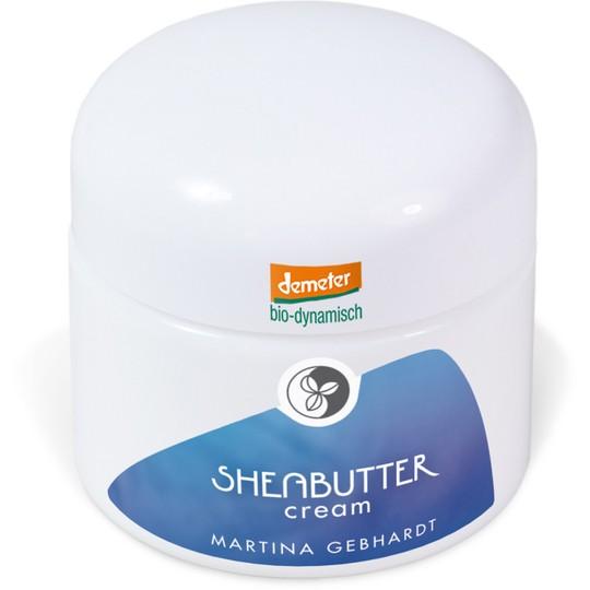 Martina Gebhardt Shea Butter Cream
