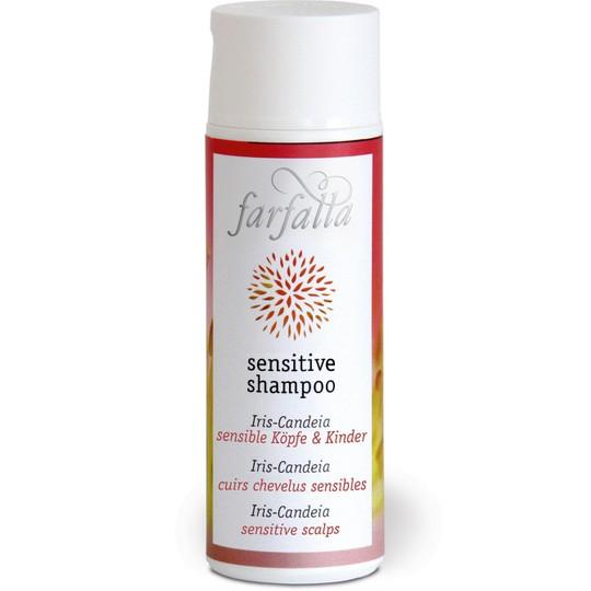 Farfalla-Sensitive-Shampoo-Iris-Candeia-sensible-Koepfe-und-Kinder